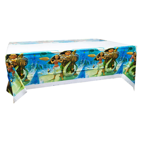Table cover Moana themed for sale online in Dubai