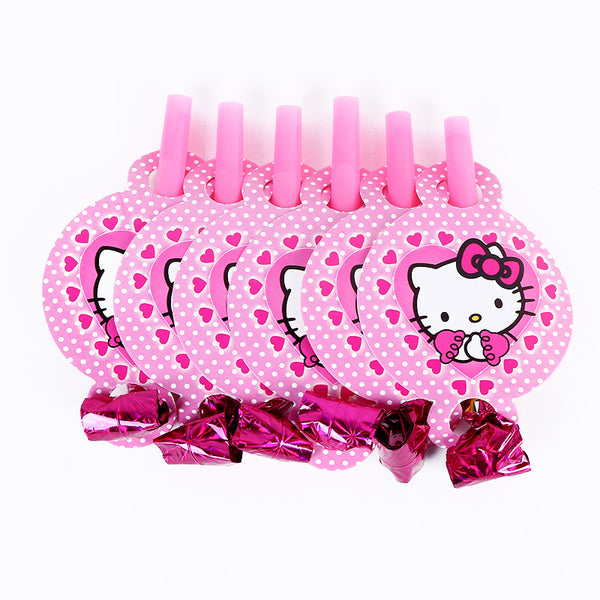 Blowouts hello kitty themed for sale online in Dubai