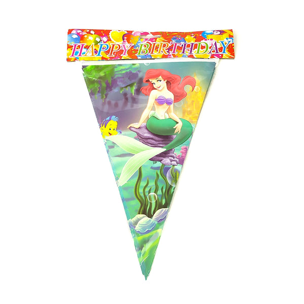 Flag banner bunting Mermaid themed for sale online in Dubai