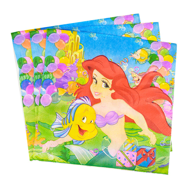 Napkins Mermaid themed for sale online in Dubai