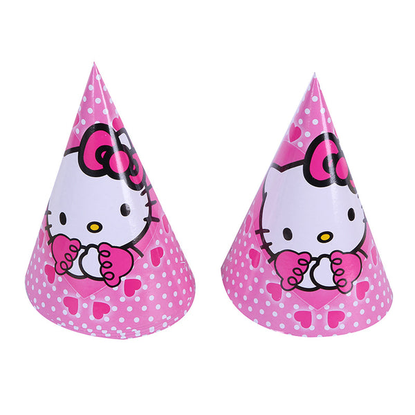 Party Hats hello kitty themed for sale online in Dubai