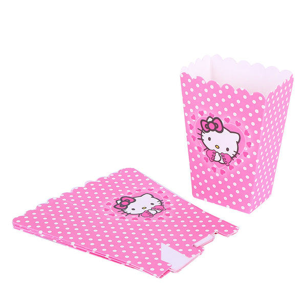Popcorn boxes hello kitty themed for sale online in Dubai
