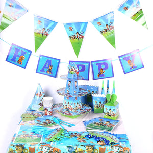 Paw Patrol themed party supplies for sale online in Dubai