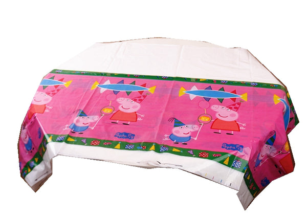 Table cover Peppa Pig themed for sale online in Dubai