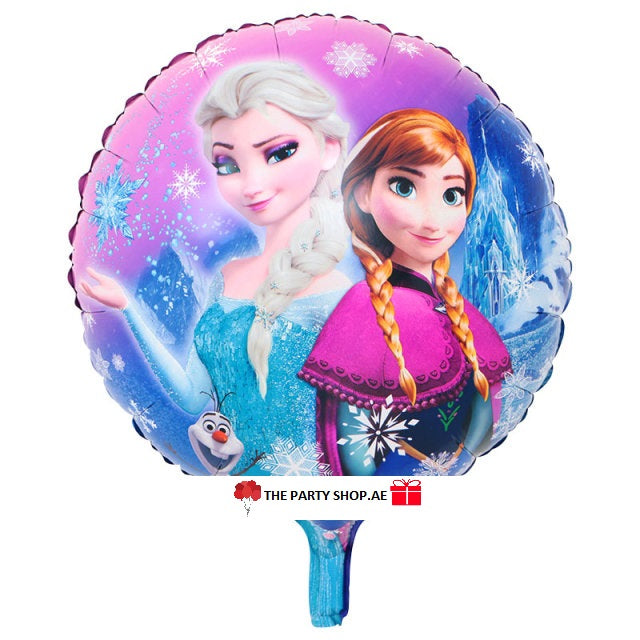 Frozen Foil Balloon - 18in - PartyMonster.ae