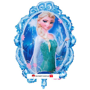 Frozen Super Shape Foil Balloon - 31in - PartyMonster.ae