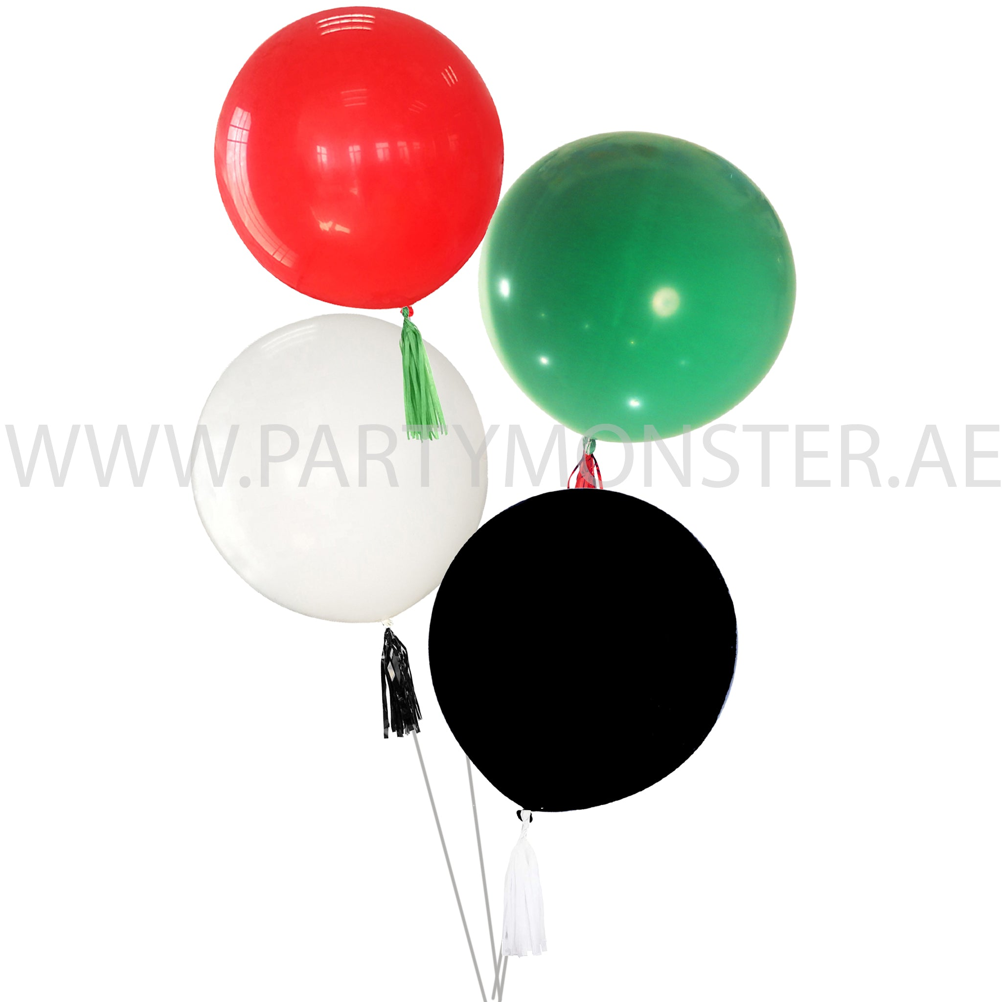 UAE National Day balloons for sale online in Dubai