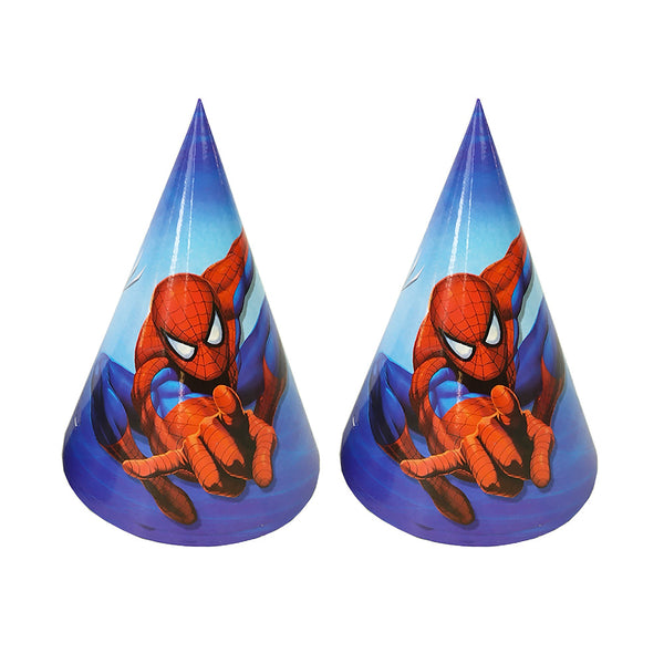 Party Hats Spiderman themed for sale online in Dubai