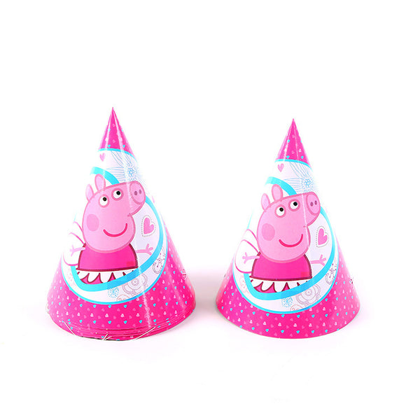 Party Hats Peppa Pig themed for sale online in Dubai