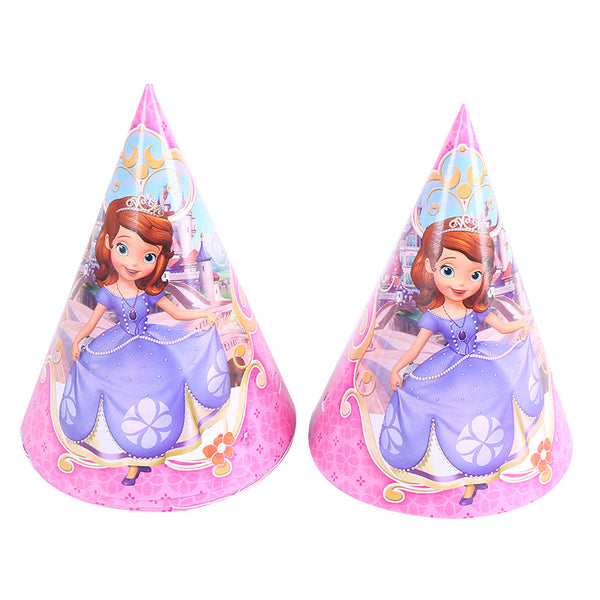 Party Hats  Sophia the First themed for sale online in Dubai