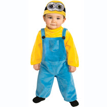 Minion Costume for Boy Toddler - PartyMonster.ae