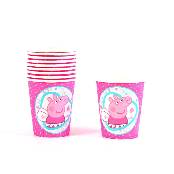 Paper cups Peppa Pig themed for sale online in Dubai