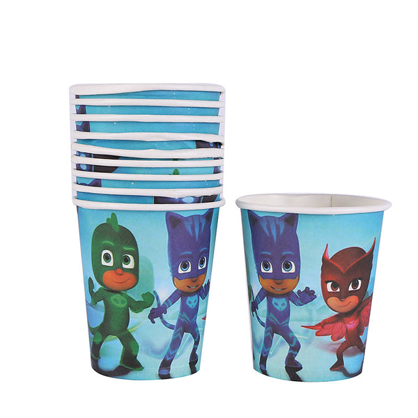 Paper cups PJ Masks themed for sale online in Dubai