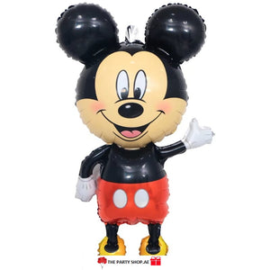 Mickey Mouse Full Length Foil Balloon