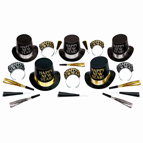 New Year Kit for 5 couples - PartyMonster.ae