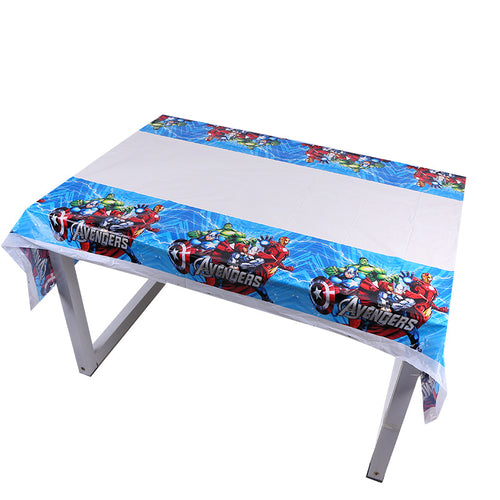 Avengers table cover - PartyMonster.ae