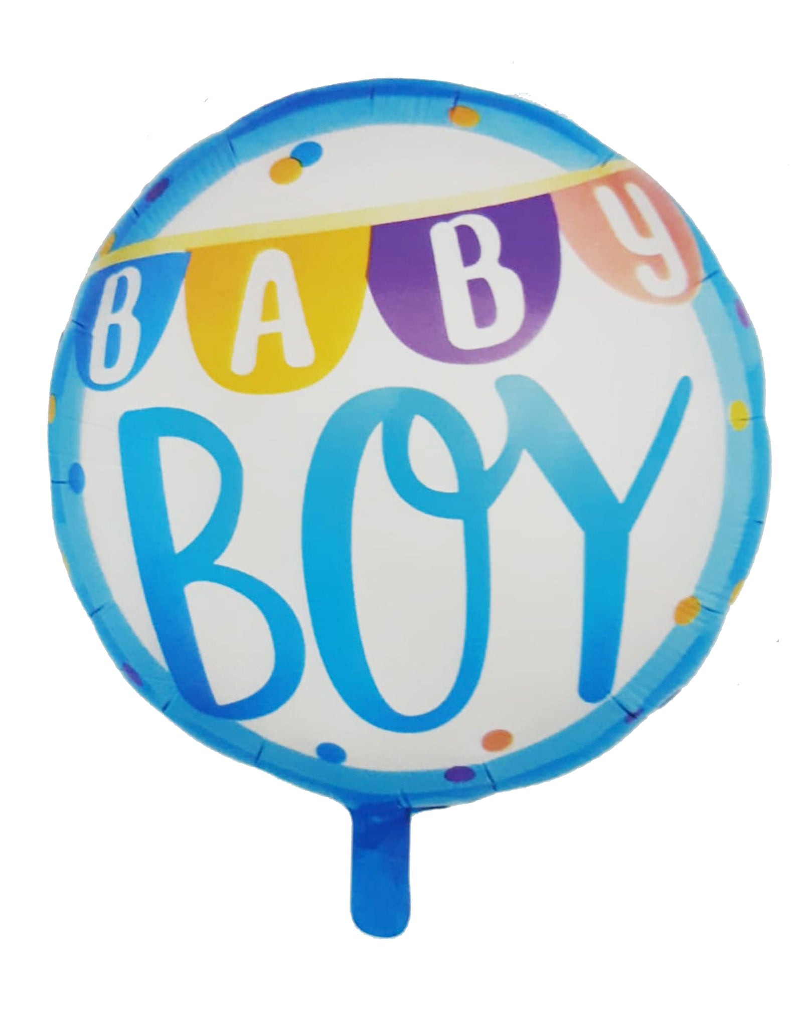 Baby Boy Foil Balloon for sale online in Dubai
