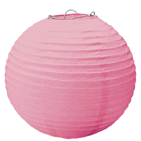 baby pink paper lantern for sale online in Dubai