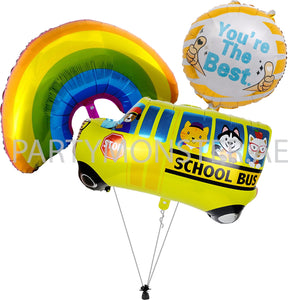 Back to school balloons for sale online in Dubai