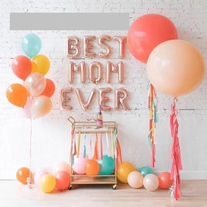 best mother's day balloons decorations in Dubai