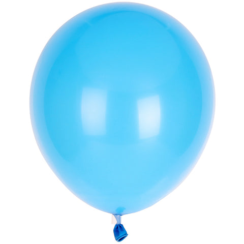 Blue latex balloon for sale online delivery in Dubai