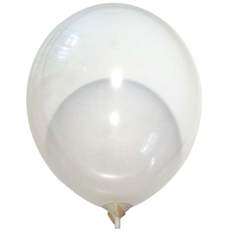 Clear latex balloon online delivery in Dubai
