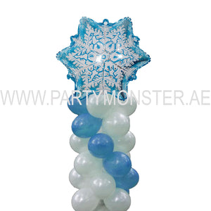 Frozen Balloon Pillar