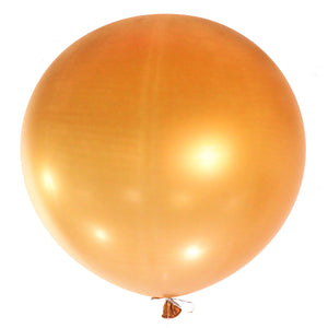 golden 36 inches latex balloon shop online in Dubai