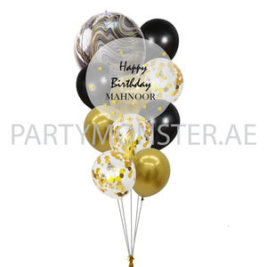 customised party and birthday balloons store in Dubai