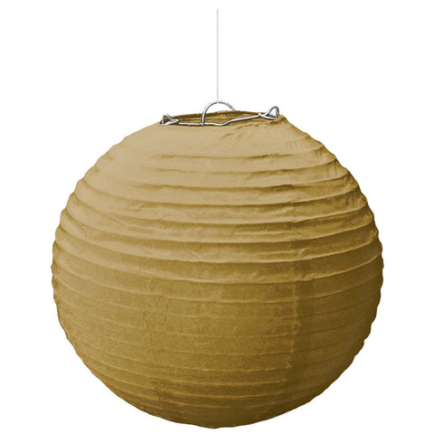 Golden paper lanterns for sale online in Dubai