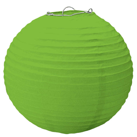 Green paper lanterns for sale online in Dubai
