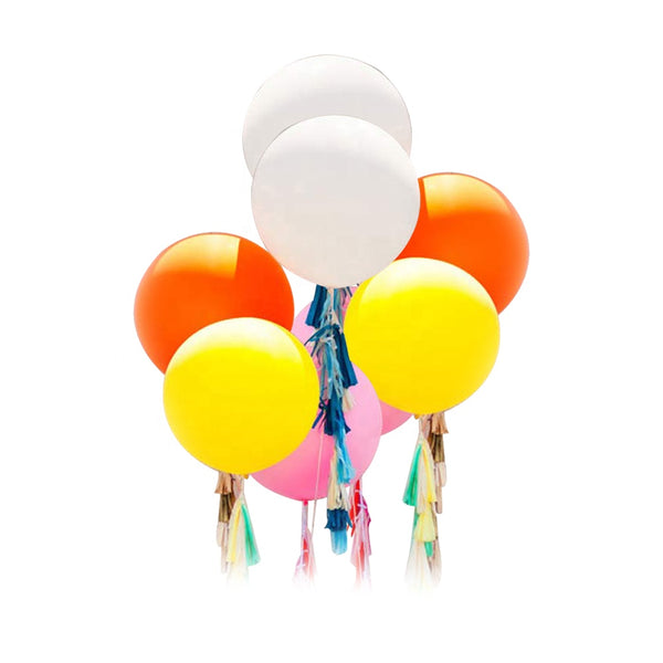 3 feet latex balloons delivery in Dubai