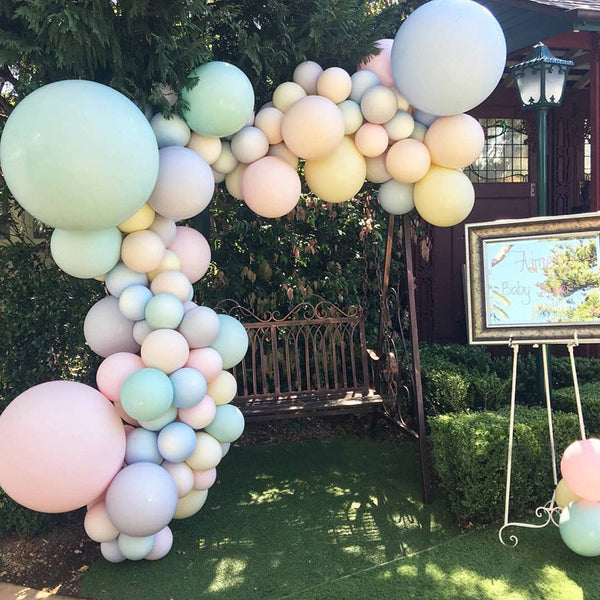 latex balloon arch for sale online in Dubai