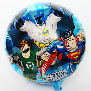 Justice League Foil Balloon - 18in - PartyMonster.ae