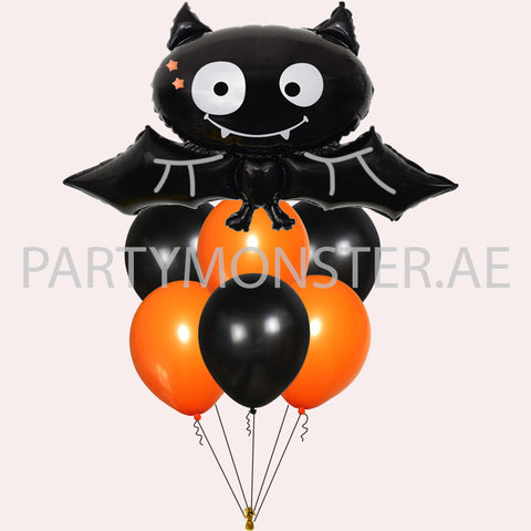 halloween bat themed balloons for sale online in Dubai