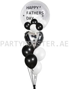 Happy father's day balloons for sale online in Dubai