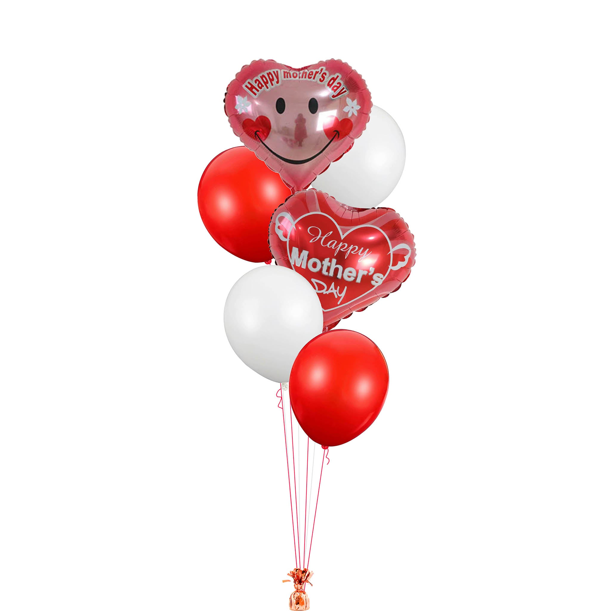 happy mother's day balloons bouquet for sale online in Dubai