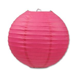hot pink paper lanterns for sale online in Dubai