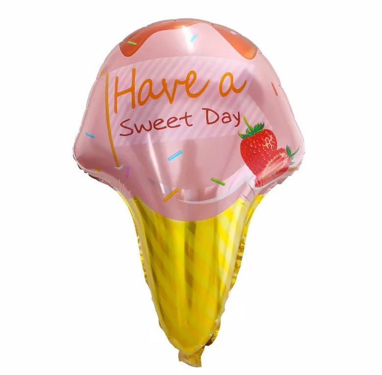 have a sweet day foil balloon