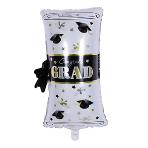 Huge Graduation Degree Foil Balloon - 40in - PartyMonster.ae