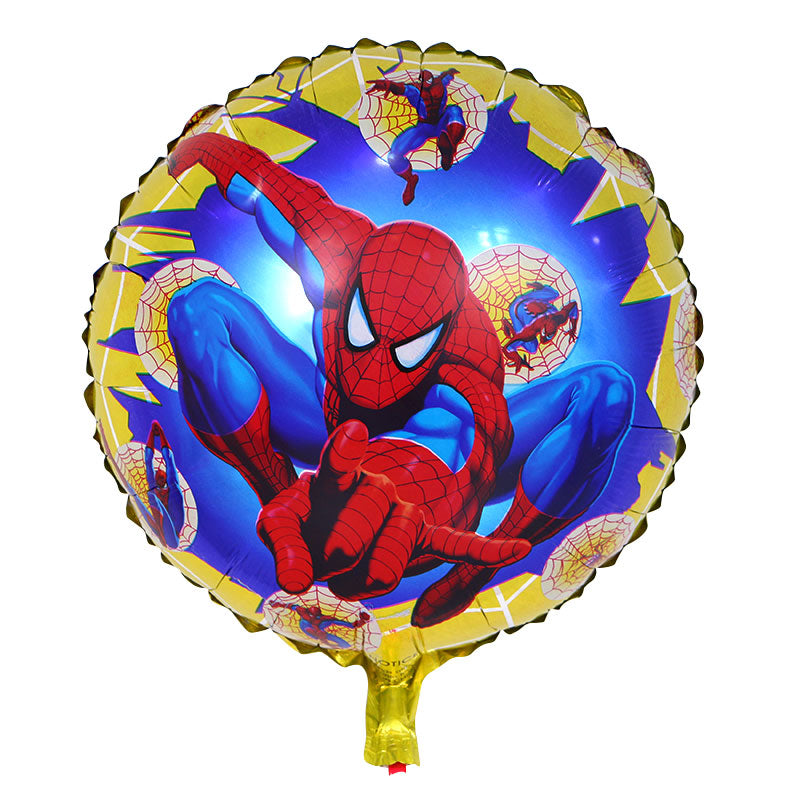 Spiderman Foil Balloon - 18in - PartyMonster.ae