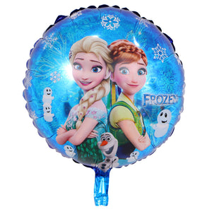 Frozen Foil Balloon - 18in