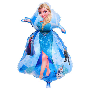 Anna Frozen Super Shape Foil Balloon - 35in - PartyMonster.ae