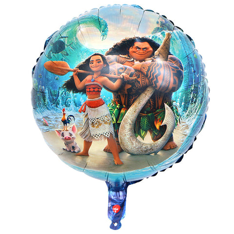 Moana Foil Balloon - 18in - PartyMonster.ae