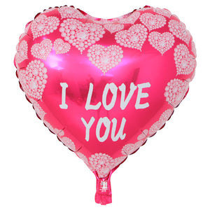 I Love You (Heart Shape) balloon