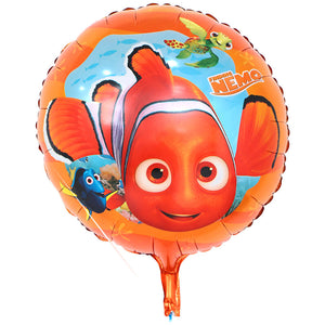 Finding Nemo Foil Balloon - 18in - PartyMonster.ae
