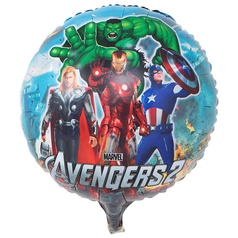 Avengers Foil Balloon - 18in - PartyMonster.ae