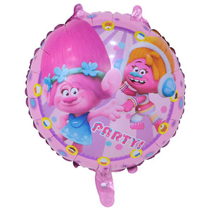 Trolls Party Foil Balloon - 18in - PartyMonster.ae