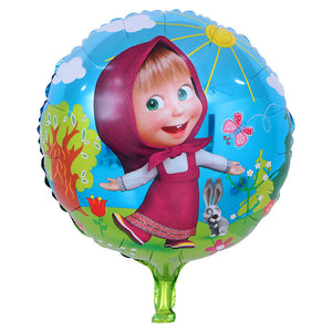 Masha Foil Balloon - 18in - PartyMonster.ae