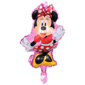 Minnie Mouse Foil Balloon - 18in - PartyMonster.ae